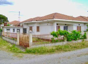 Μονοκατοικία προς πώληση Άγιος Γεώργιος Ασπροβάλτα 80 τ.μ. Ισόγειο
