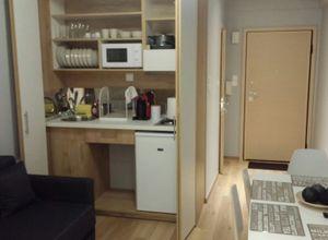 Studio Flat to rent Center 31 m<sup>2</sup> 1st Floor