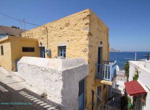 Μονοκατοικία προς πώληση Λέρος Αγία Μαρίνα 80 τ.μ. Ισόγειο