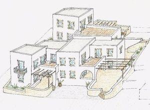 Μονοκατοικία προς πώληση Πάτμος Σκάλα 104 τ.μ. 1ος Όροφος
