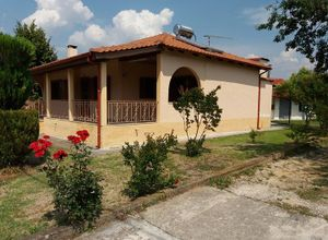 Detached House for sale Polikastro Platania 95 m<sup>2</sup> Ground floor