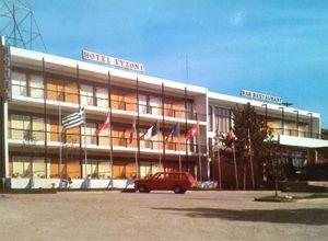 Ξενοδοχείο προς πώληση Πολύκαστρο Εύζωνοι 1.400 τ.μ. Υπόγειο