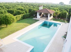 Detached House for sale Nafplio Center 425 m<sup>2</sup> Ground floor