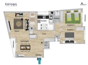 Sale, Apartment, Mouseio (Athens)