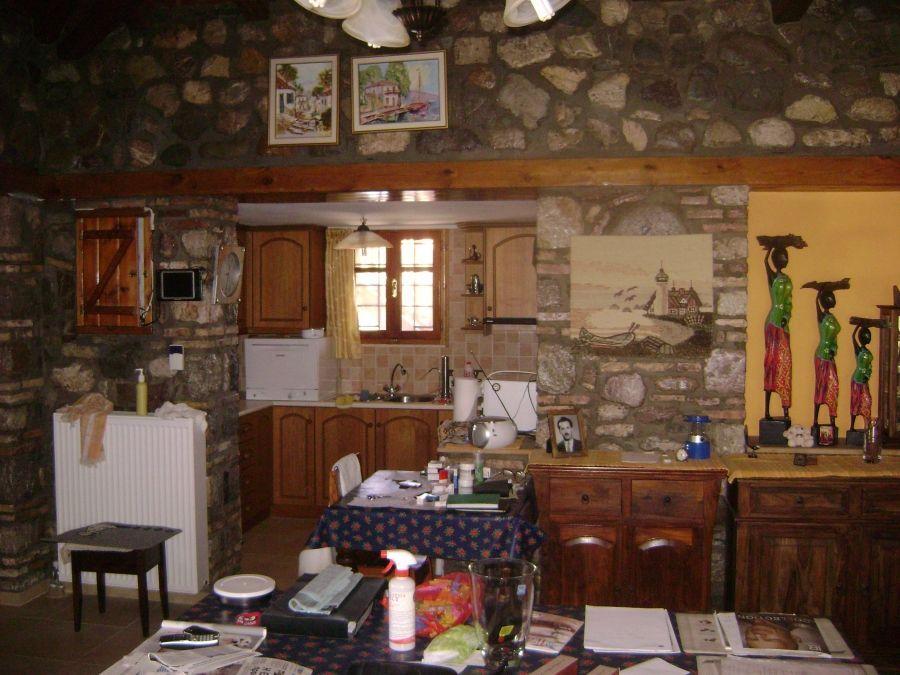 Μονοκατοικία προς πώληση Χατζής (Αίγιο) 120 τ.μ. Ισόγειο 2 Υπνοδωμάτια