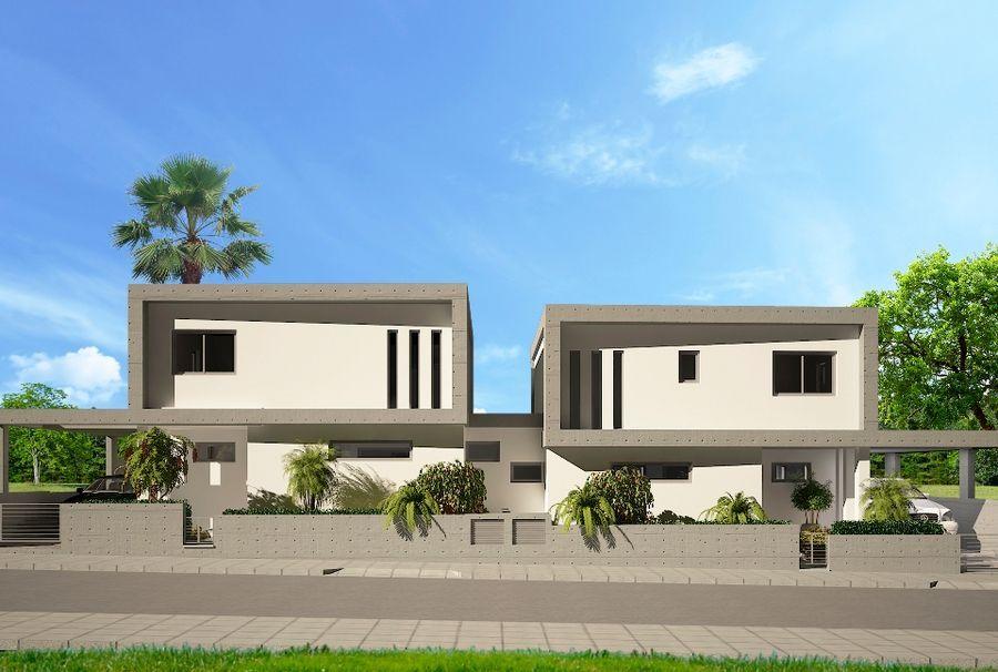 Μονοκατοικία προς πώληση Δάλι Νέα Λήδρα 170 τ.μ. Ισόγειο 3 Υπνοδωμάτια Νεόδμητο