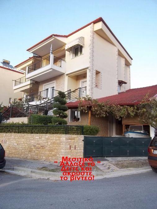 Detached House to rent Vasilika Souroti 160 m<sup>2</sup> 3rd Floor 3 Bedrooms New development