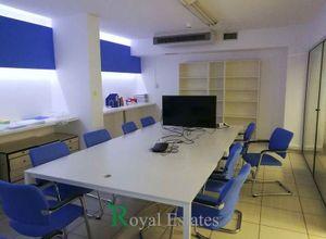 Κτίριο επαγγελματικών χώρων για ενοικίαση Ηράκλειο Πράσινος Λόφος 360 τ.μ. Ισόγειο