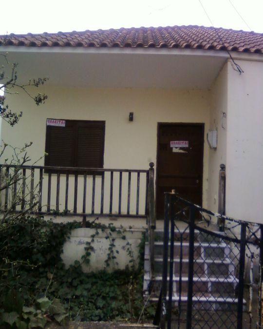 Μονοκατοικία προς πώληση Ζαγκλιβέρι (Καλλίνδοια) 80 τ.μ. Υπόγειο 1 Υπνοδωμάτιο
