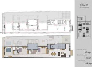 apartment for sale Ghajnsielem, 95 ㎡, bedrooms: 3, new development