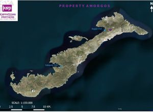 Sales of land properties in Amorgos Cyclades HomeGreekHomecom