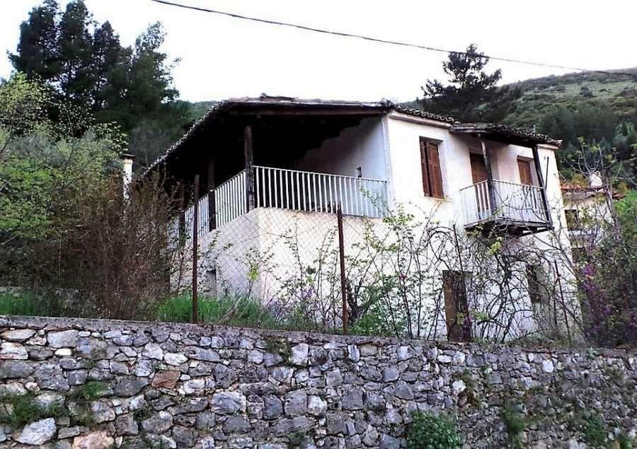 Μονοκατοικία προς πώληση Κέντρο (Αμφίκλεια) 110 τ.μ. 1ος Όροφος 3 Υπνοδωμάτια