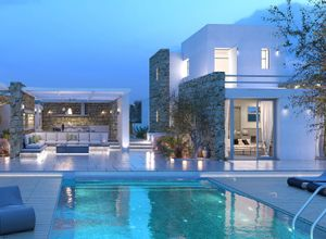 Sales of residential properties in Naousa (Paros