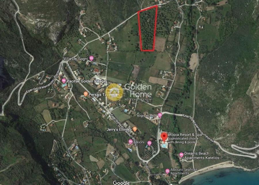 Sale Land Plot 10000 M Eleios Pronnoi Kefalonia 8575971