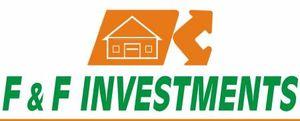 F &  F Investments μεσιτικό γραφείο