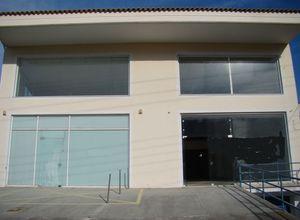 Κτίριο επαγγελματικών χώρων για ενοικίαση Ηγουμενίτσα Μαυρούδι 1.060 τ.μ. Ισόγειο