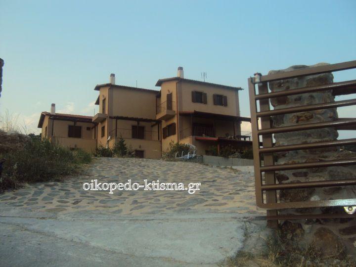 πώληση μονοκατοικίας Σταγείρων - Ακάνθου Ξηροπόταμο, 125 τ.μ., ισόγειο, υπνοδωμάτια: 4, νεόδμητο