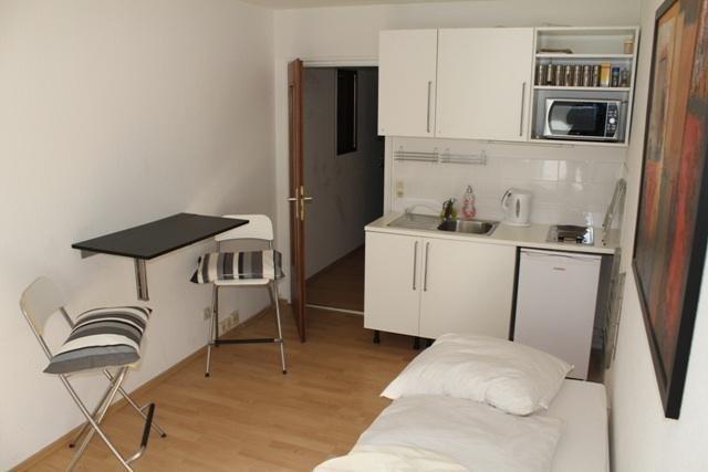 Διαμέρισμα για ενοικίαση Μόναχο 20 τ.μ. Ισόγειο 1 Υπνοδωμάτιο