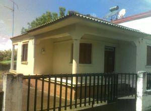 Μονοκατοικία προς πώληση Γιαννιτσά 80 τ.μ. Ισόγειο