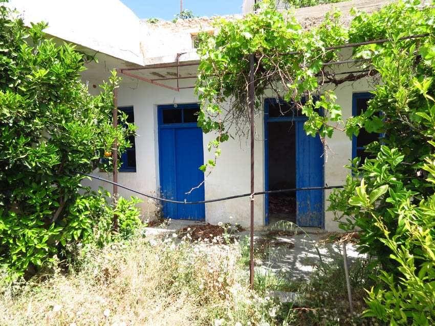 Μονοκατοικία προς πώληση Ιεράπετρα 120 τ.μ. Ισόγειο 4 Υπνοδωμάτια