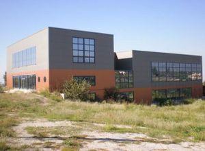 Κτίριο επαγγελματικών χώρων, Κέντρο