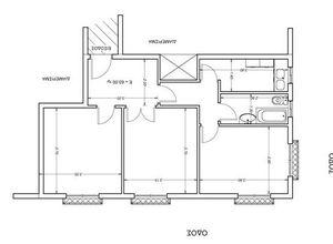 Διαμέρισμα για ενοικίαση Παγκράτι Κέντρο Παγκρατίου 63 τ.μ. Ισόγειο