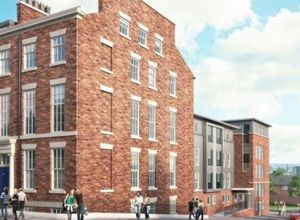 Studio Flat for sale Merseyside Liverpool 11 m<sup>2</sup> 1st Floor