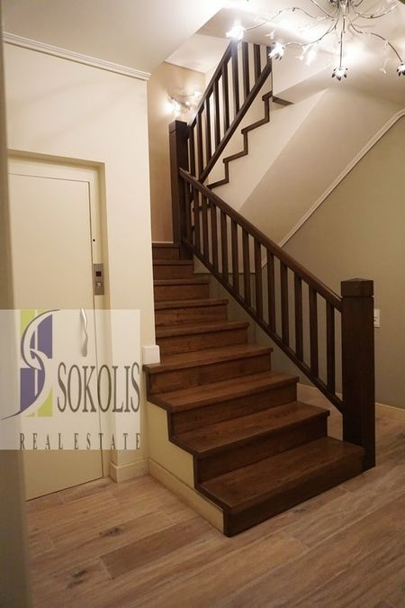 stairs & lift  to playroom